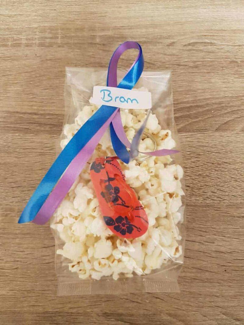 Mix sleutelhangers popcorn