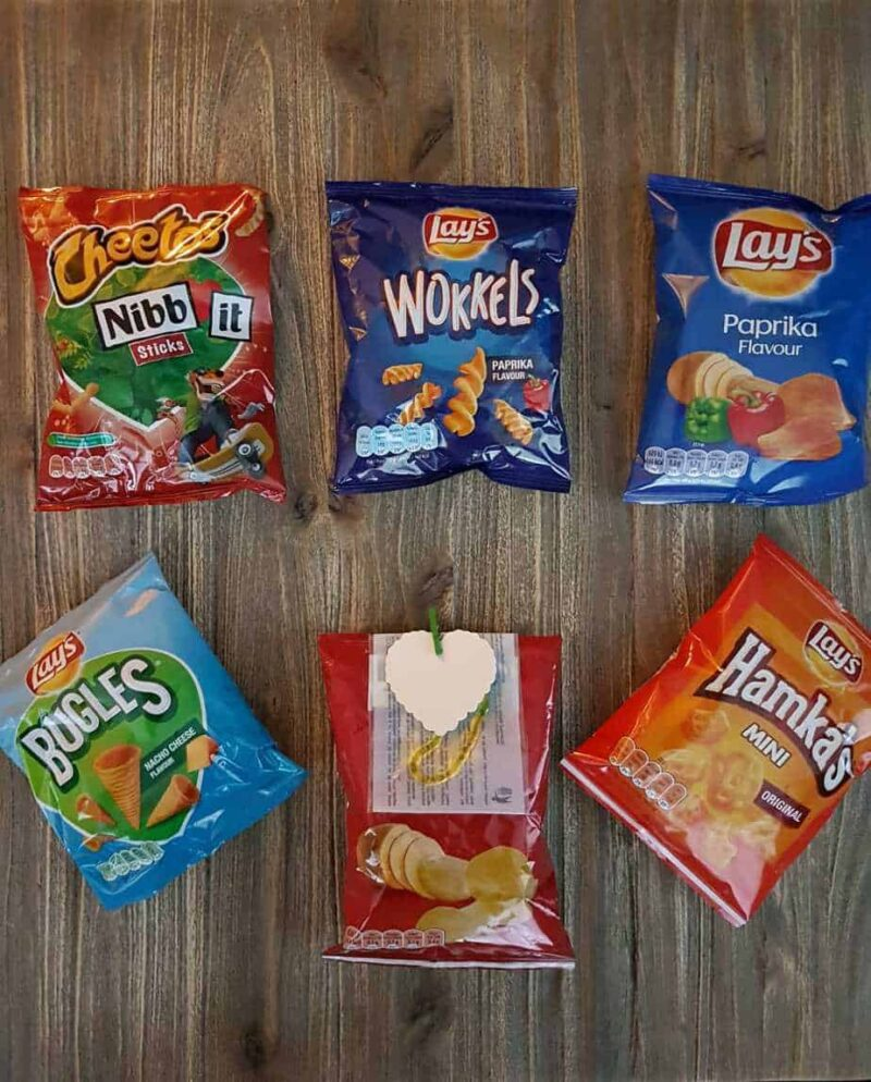 Chips mix plakhand