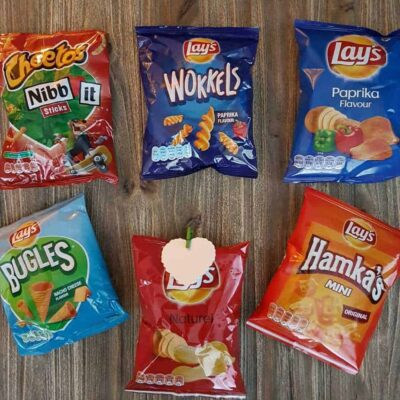 Chips traktatie mix