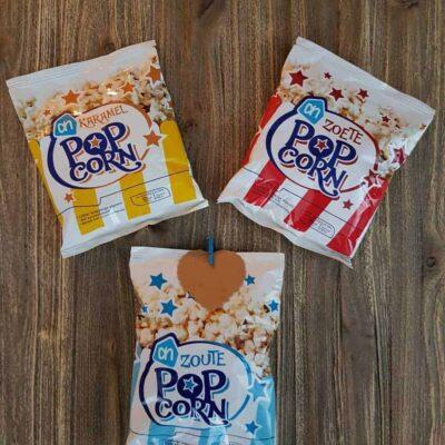 Popcorn mix traktatie