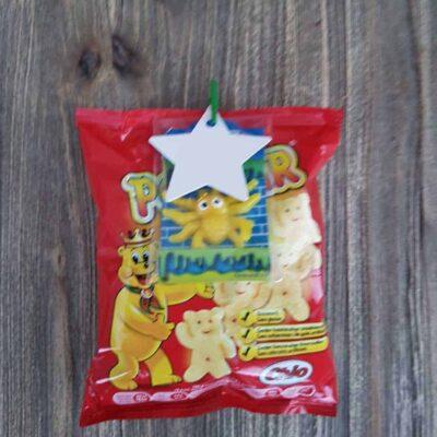 Pombär chips slijmpoppetje