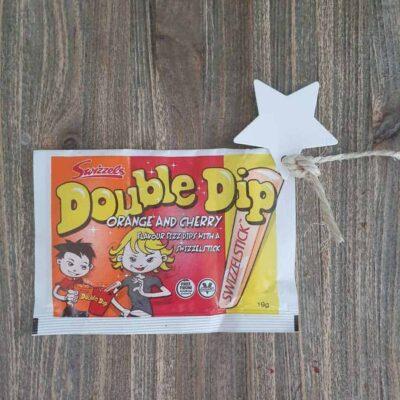 Double dip zakje