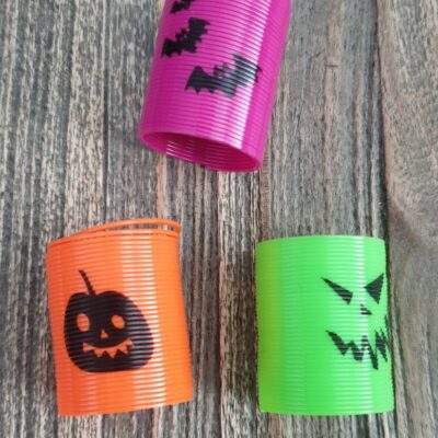 Halloween traplopertje en fruityoyo
