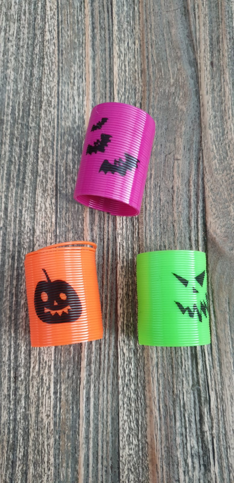 Halloween traplopertje snoep